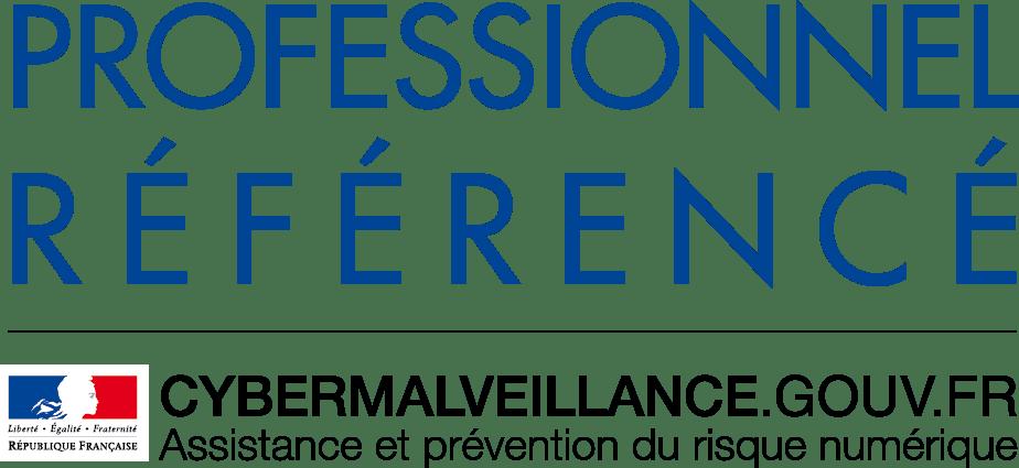 « professionnel référencé » sur Cybermalveillance.gouv.fr